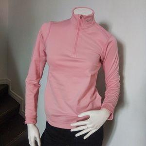 Nike Dry fit half zip Sweater